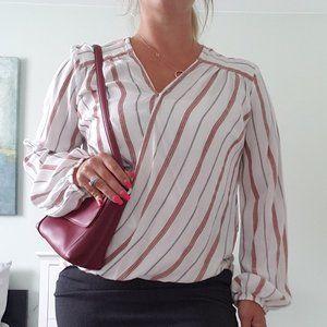 3/$30 Stripe blouse